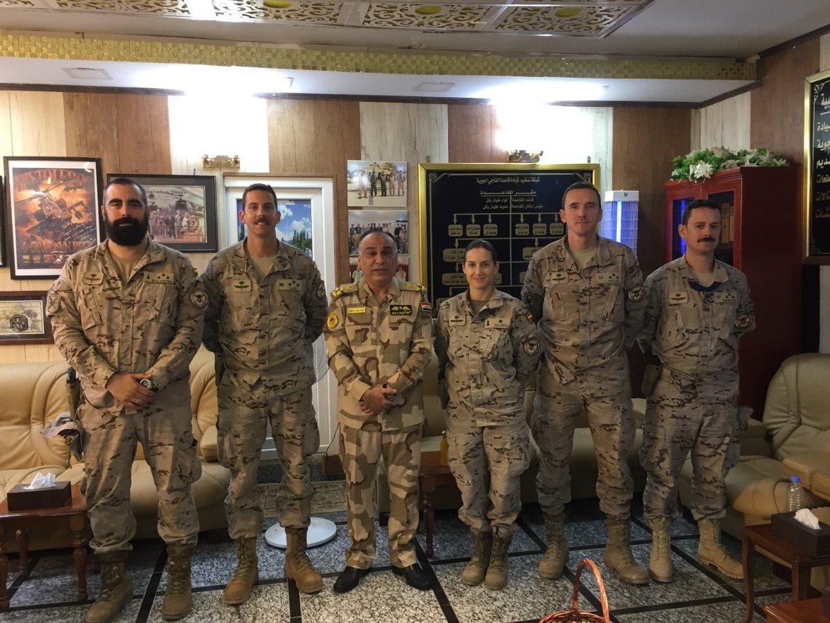 جهود التحالف الدولي لتدريب وتاهيل وحدات الجيش العراقي .......متجدد - صفحة 4 DlSQWyoXoAAJE16