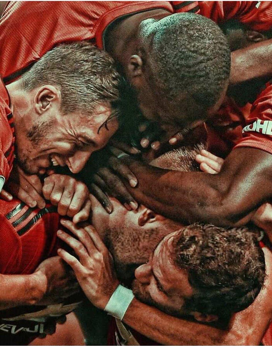 Stronger together.. United!! 💪 @ManUtd