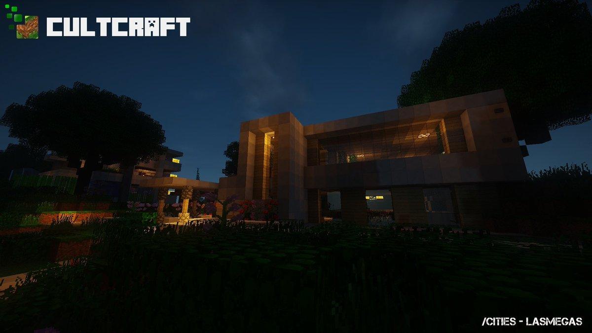 CultCraftde On Twitter Ihr Baut Gerne In Der Gemeinschaft Oder - Minecraft hochhauser