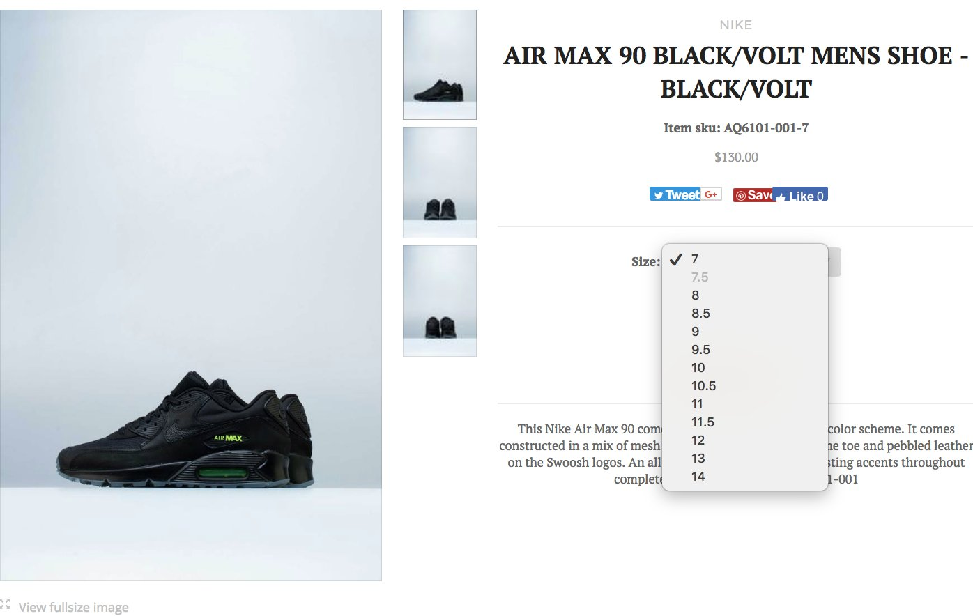 Nike Air Max Night Ops Pack 23 AUG 2018 The Drop Date