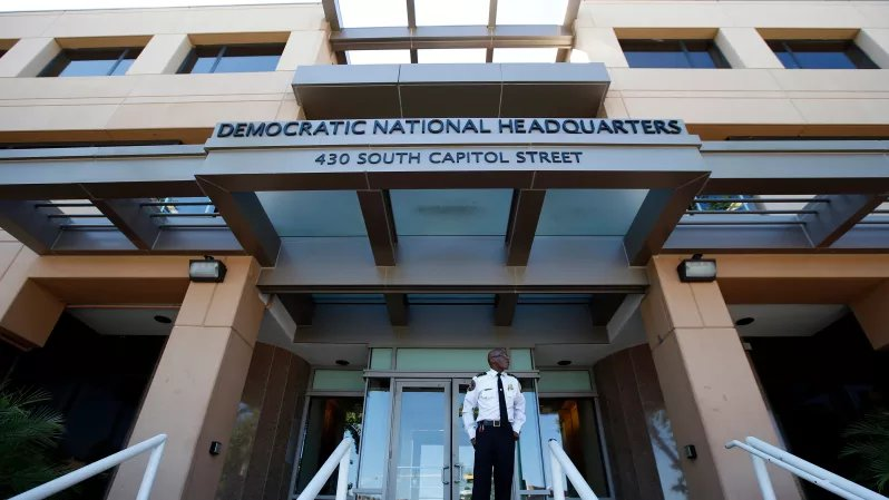 DNC now says 'hacking attempt' was merely a phishing test