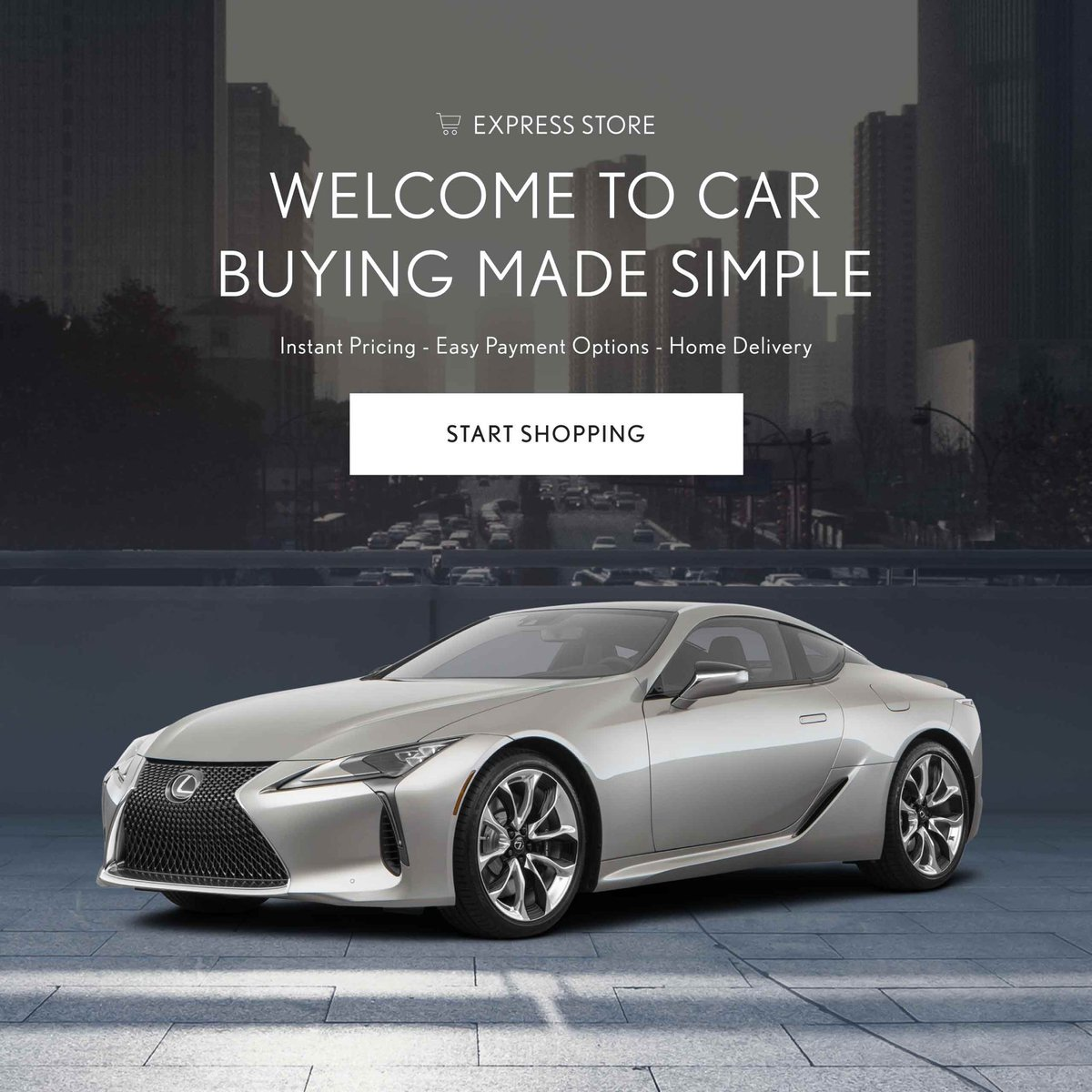 ... Simply On The Go Lexus Of Lexington Is With You With Our Express Store!  We Will Even Deliver To You!  Http://www.express.lexusoflexington.com/inventory ...