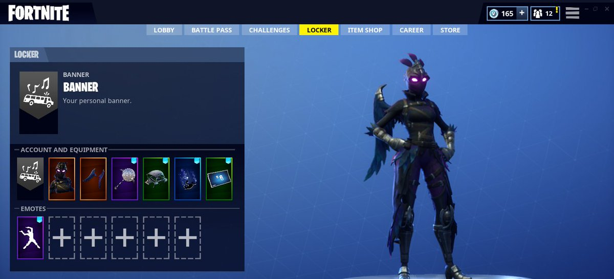 Fortnite Leaks On Twitter Highly Requested Ravage Skin