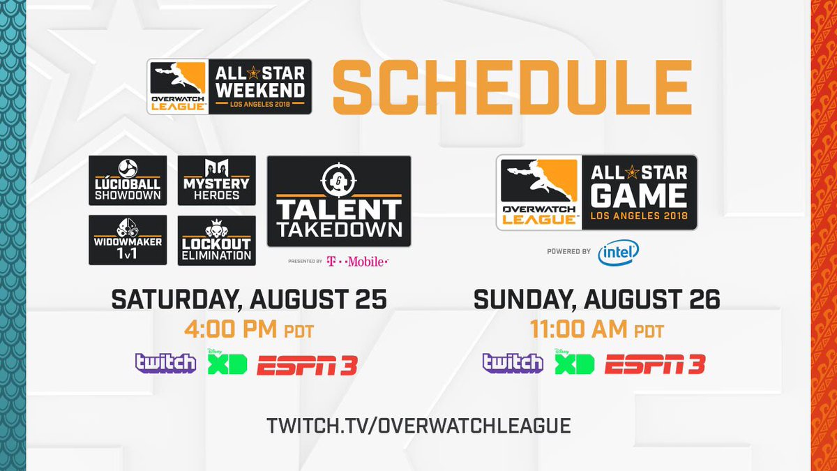 overwatch league all star game