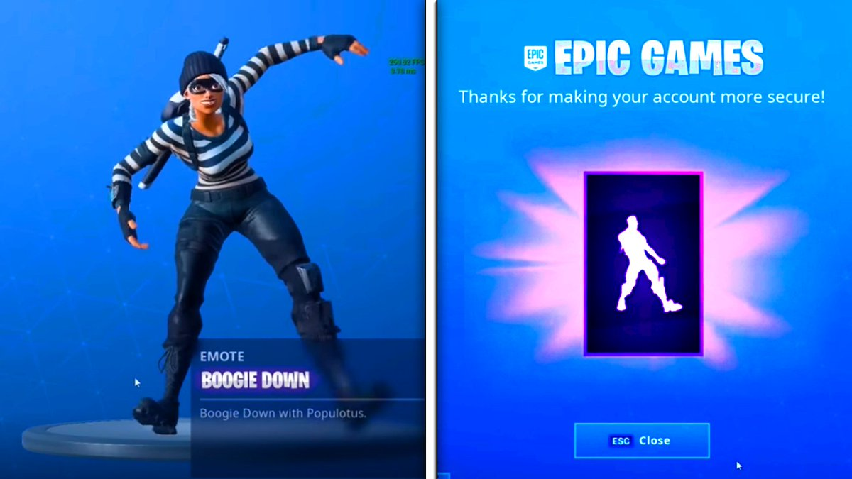 sympa - fortnite free dance boogie down