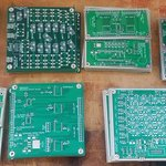 Image for the Tweet beginning: Alexiares Retrofit PCB Set by