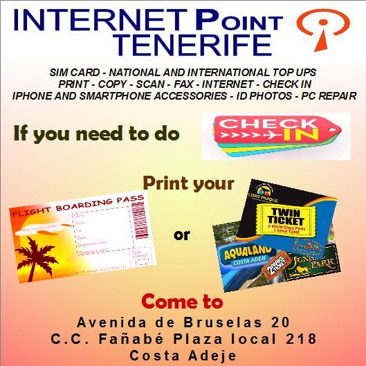 Internet Point Tenerife on Twitter: