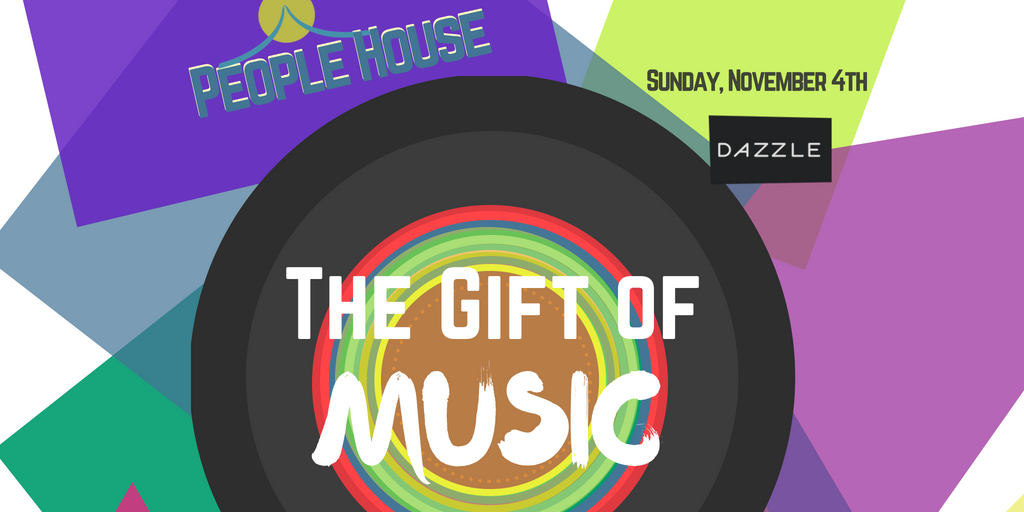 """Save-the-date - THE GIFT OF MUSIC - November 4th  """"An event that brings together music lovers and those who wish to support""""  https://t.co/K4c7PvY2RK  #affordable #Mentalhealth #Counseling @PeopleHouseCO  #DazzleJazz #Denver #Music #Fundraising #MentalHealthMatters https://t.co/5HSSeZ04t2"""