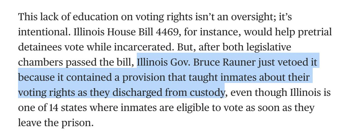 prisoners voting rights essay Should felons be allowed to vote february 8,  other arguments of the advocates to the voting rights of felons include the data from a study  national essay.