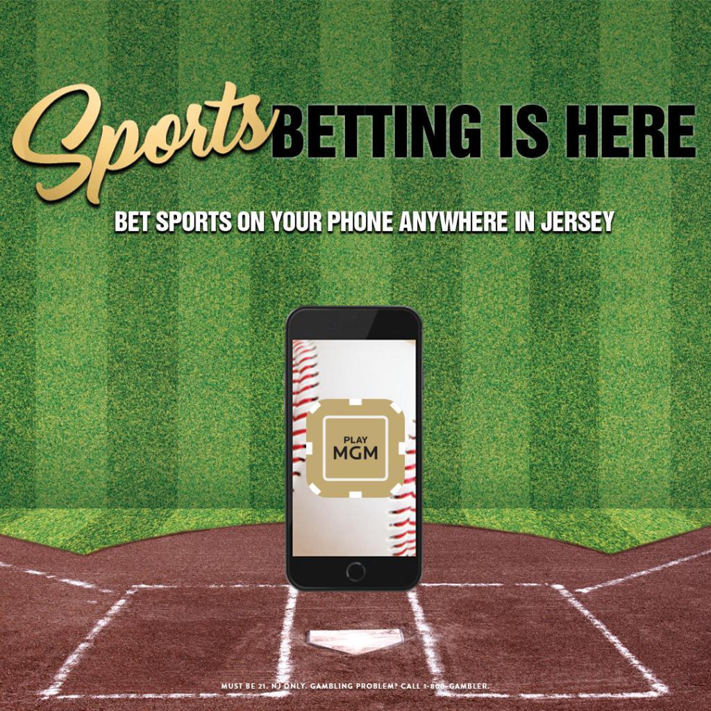 twitter mgm sports betting