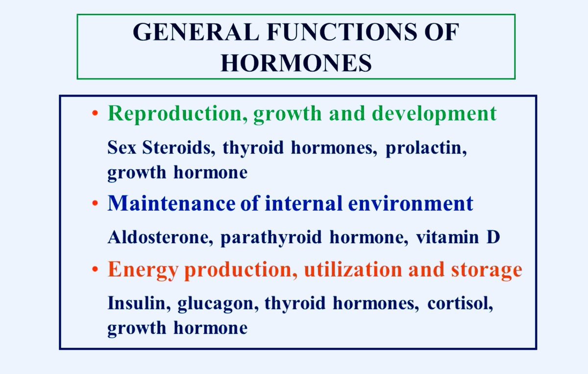 Beyond Health On Twitter Hormones Are Genetic Switches