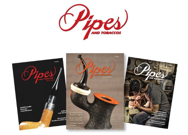 Want the convenience of having P&T magazine with you everywhere? Subscribe to our digital issues! https://pipesandtobaccosmagazine.com/issues/index.php…