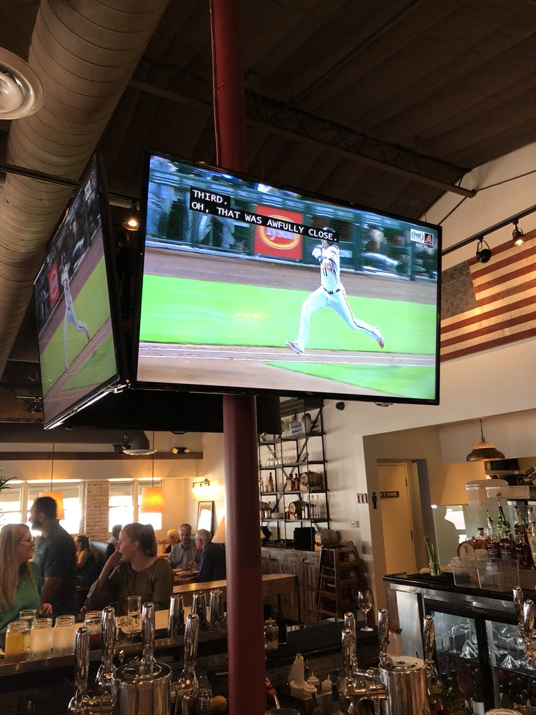 Bally Sports Arizona On Twitter Thanks To Grassroots Kitchen Tap In Phoenix For Having Us On At Lunch Today We Promise Not To Tell Anyone How This Dbacks Replay Ends Https T Co Gvknnrlrmo