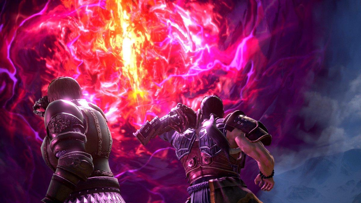 Personagem do trailer de SoulCalibur VI da Gamescom será jogável | Mais novidades 8