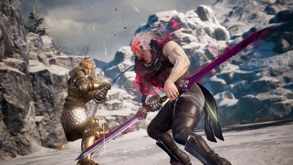 Personagem do trailer de SoulCalibur VI da Gamescom será jogável | Mais novidades 10