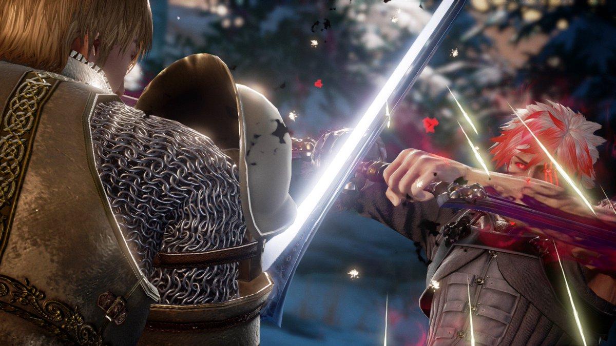 Personagem do trailer de SoulCalibur VI da Gamescom será jogável | Mais novidades 11