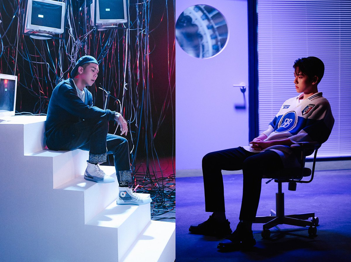D-7 until the release of BAEKHYUN and LOCO's special collaboration song 'YOUNG'! Please look forward to their refreshing and exciting new song for STATION x 0 project!  🎧BAEKHYUN x LOCO 'YOUNG' : 2018.08.31. 6PM KST  #BAEKHYUN #백현 #LOCO #로꼬 #YOUNG  #STATIONx0