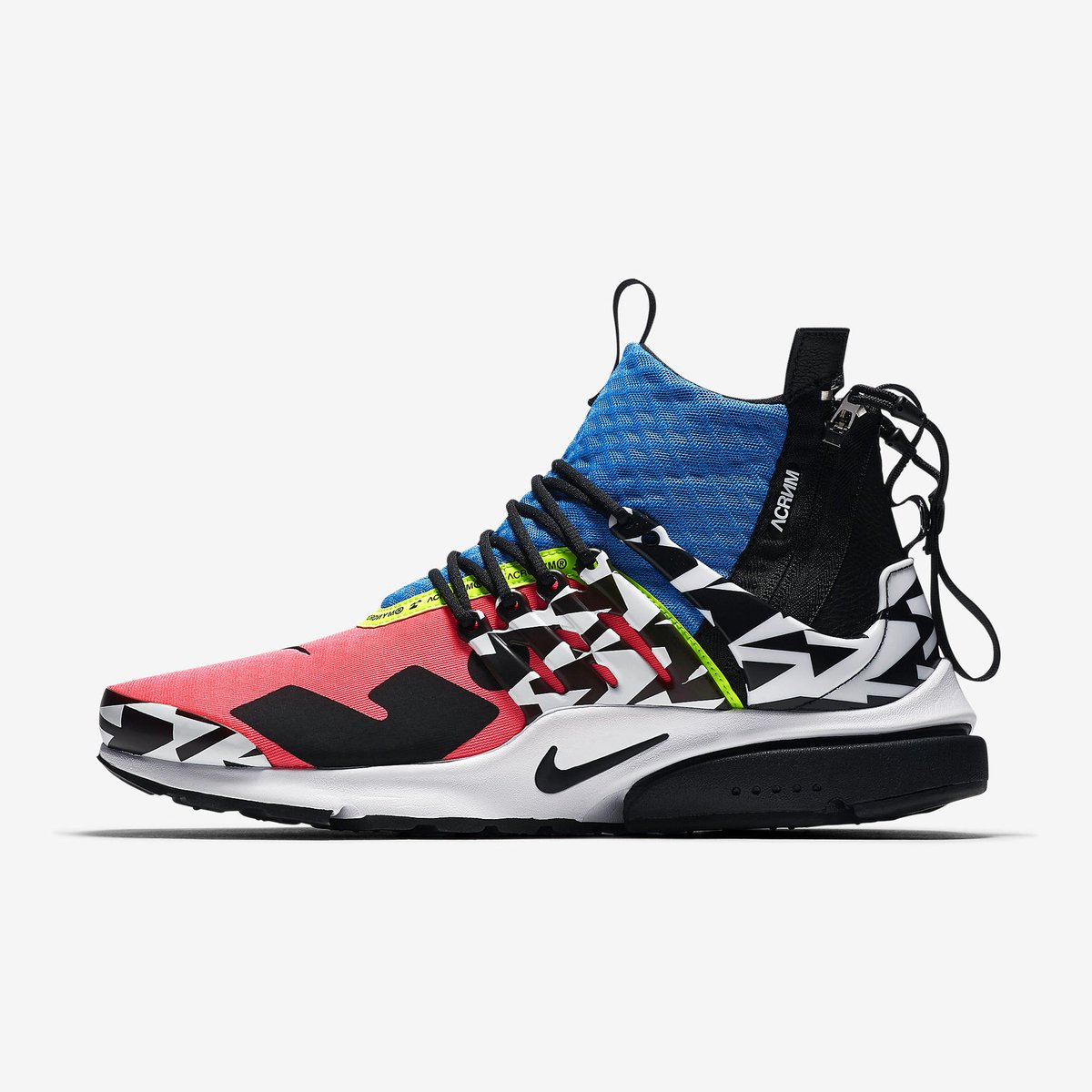 c85d4f8222ea Official Nike images of the upcoming Racer Pink Photo Blue ACRONYM x Nike  Air Presto