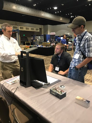 Another Day At The Industrial Hub Technologies Show, Presented By @toolhse  Is In The Books. Thanks To Everyone Who Came Out To See The Capabilities Of  #AR ...