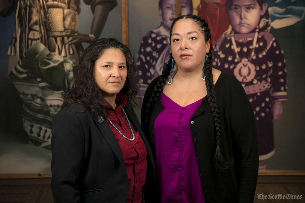 Survey reveals high rates of sexual assault among Native American women, many of them homeless (@ViannaDavila reports): https://t.co/BpqHOlt0Cv