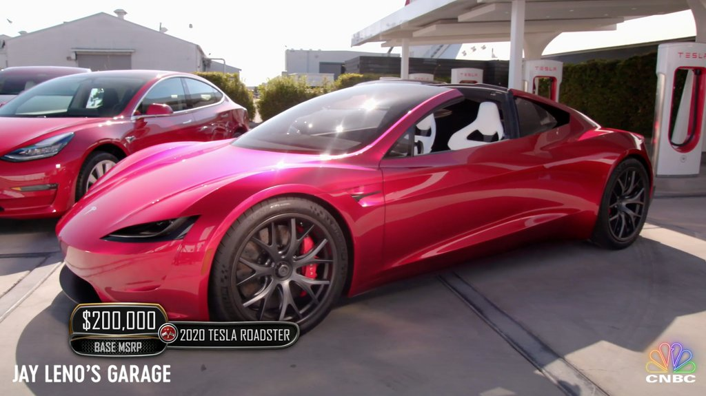 Jay Leno S Garage On Twitter 3 Motors 10 000nm Of Torque