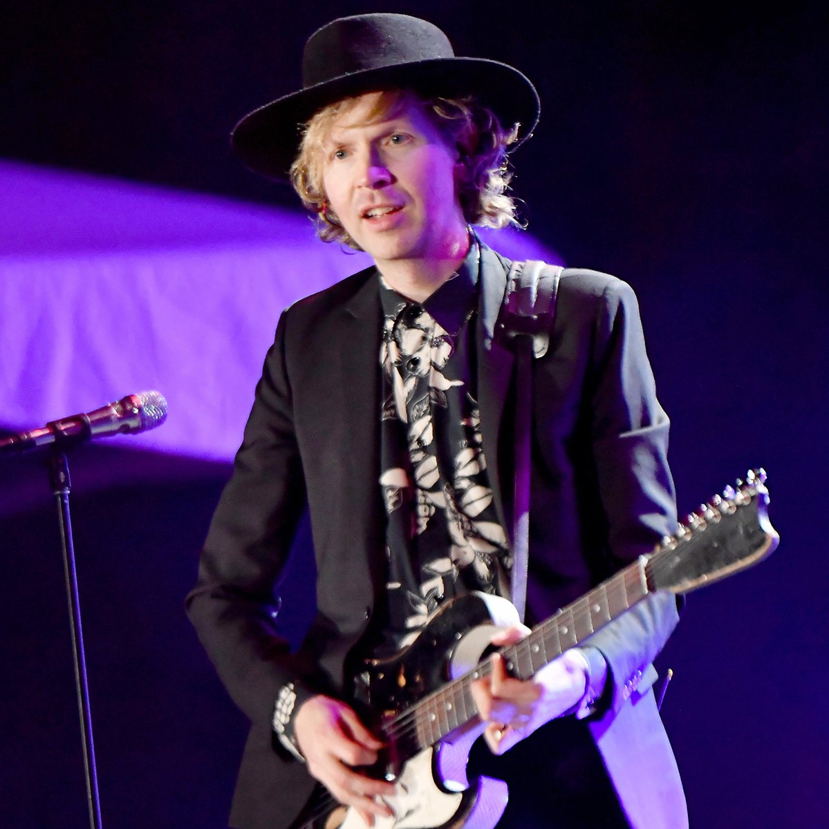 ranger dave can describe @beck's #outsidelands set with one word - wow. (📷: filmmagic)