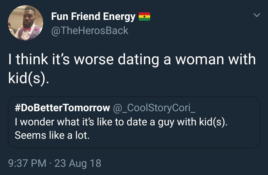 do women like men with kids