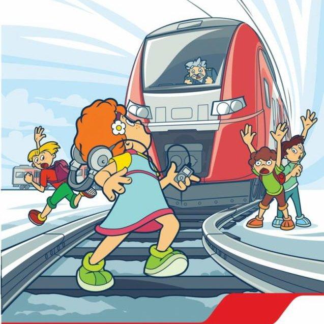 Картинки железная дорога зона повышенной опасности, пожеланиями доброго утра