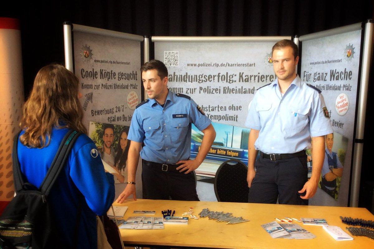 polizei trierverified account polizeitrier - Bewerbung Polizei Rlp