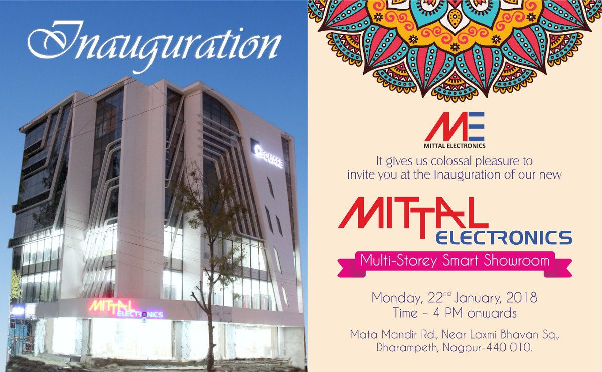 Mittal Electronics Nagpur on Twitter: