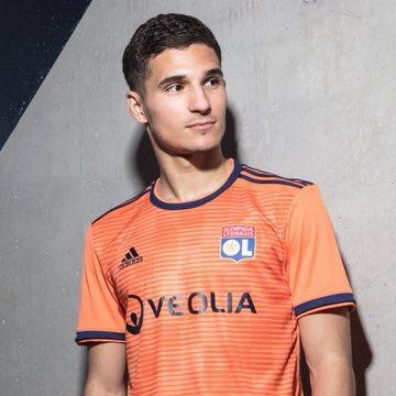 Maillot THIRD Olympique Lyonnais Jordan FERRI