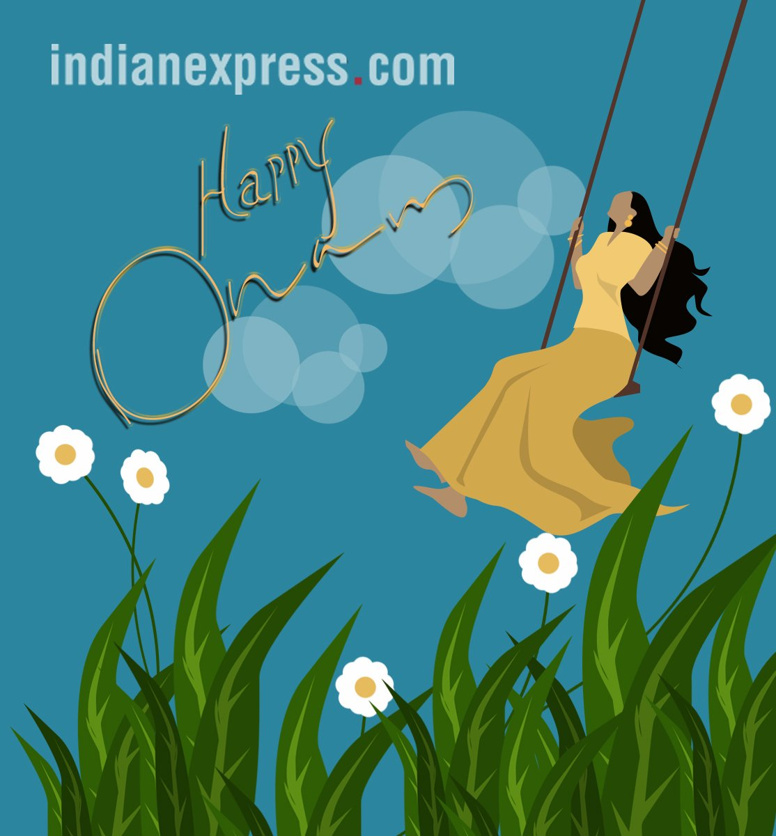The Indian Express On Twitter Onam Greetings To All Best Wishes