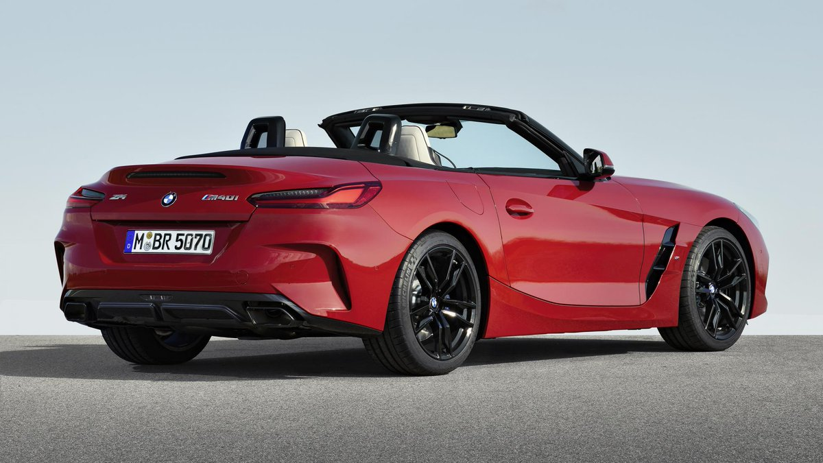 Top Gear On Twitter Quot The New Bmw Z4 Is Finally Here Is