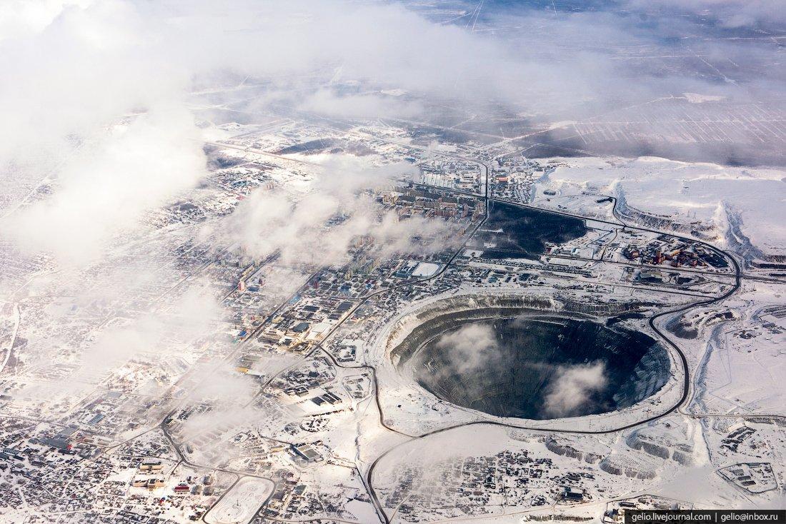 фотографии город мирный саха якутия они найдут