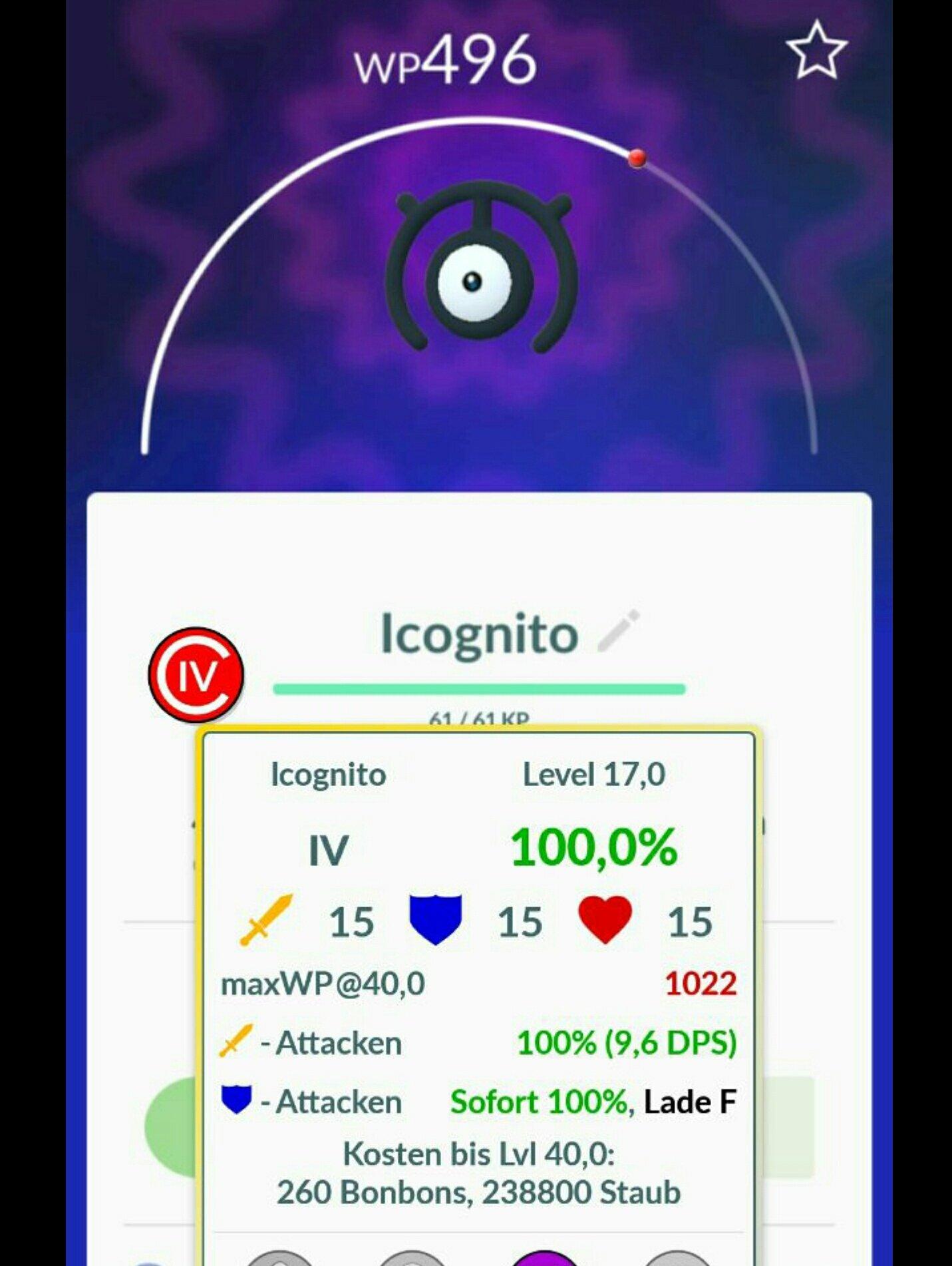 💯IV Coord$ & Updates PokémonGO on Twitter: