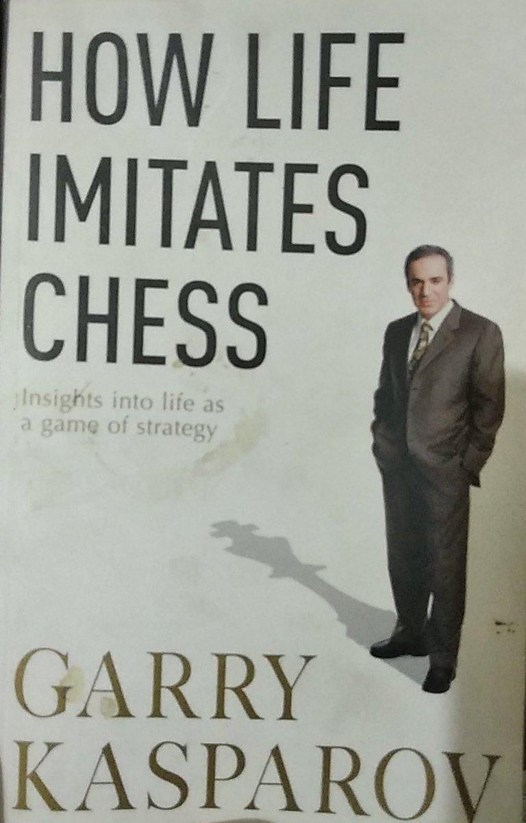 How Life Imitates Chess Ebook