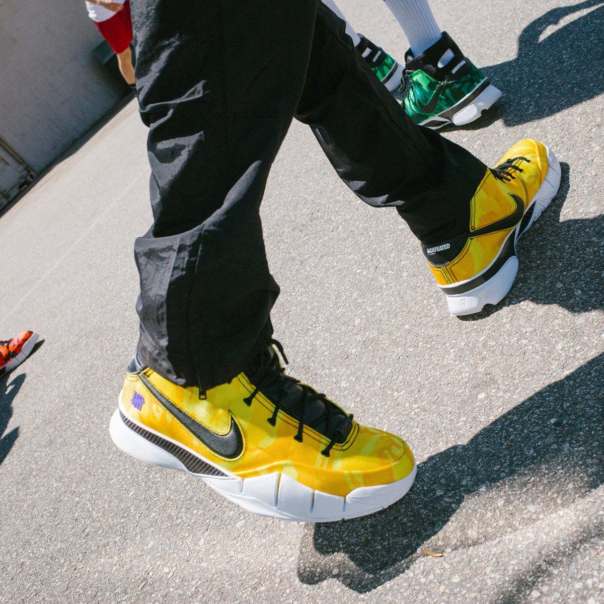 honor Kobe Bryant Day teamed Nike SNKRS App release Nike