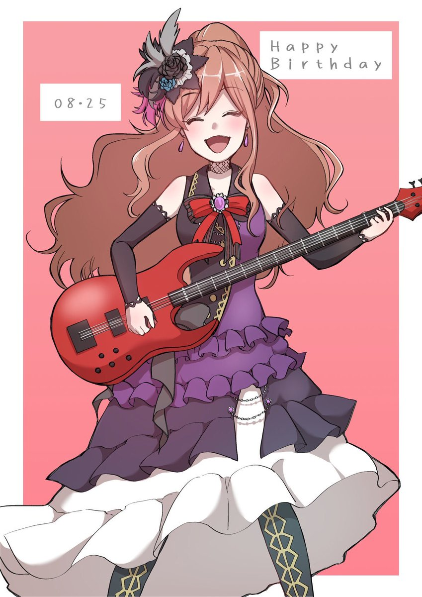 マルつっこ Na Twitteru リサ姉ー お誕生日おめでとう
