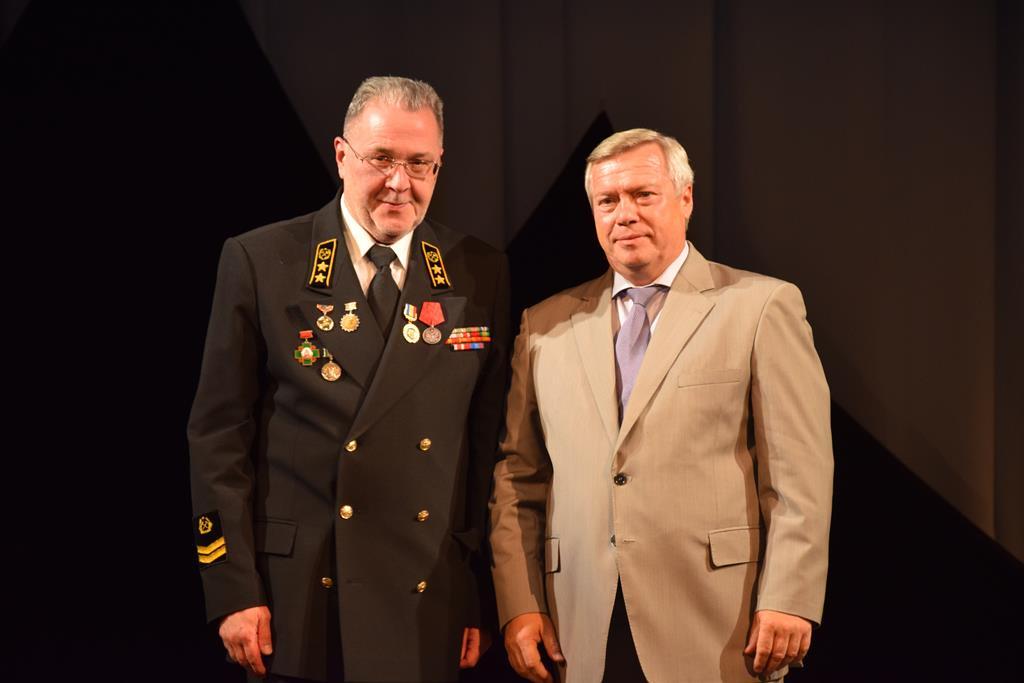 поздравление горнякам губернатор