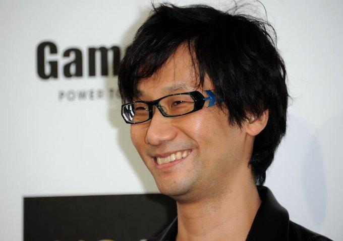 Happy Birthday Hideo Kojima! Video game designer.