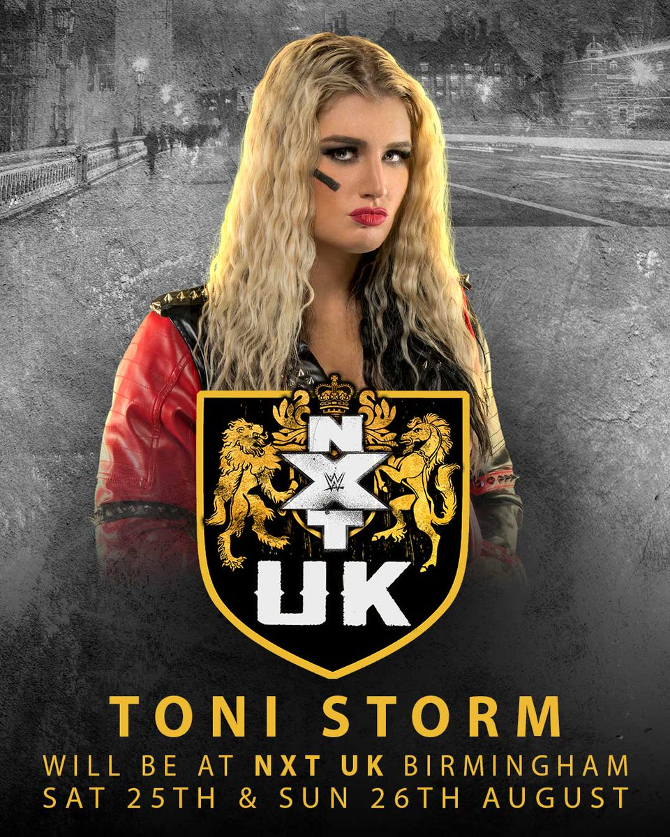 4671848ec ... to be crowned the FIRST  NXTUK Women s Champion at  NXTBirmingham  Grab  your tickets now