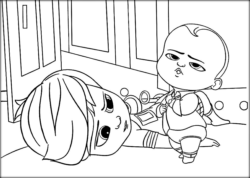 Bossbabycoloringpagesforkids Hashtag On Twitter