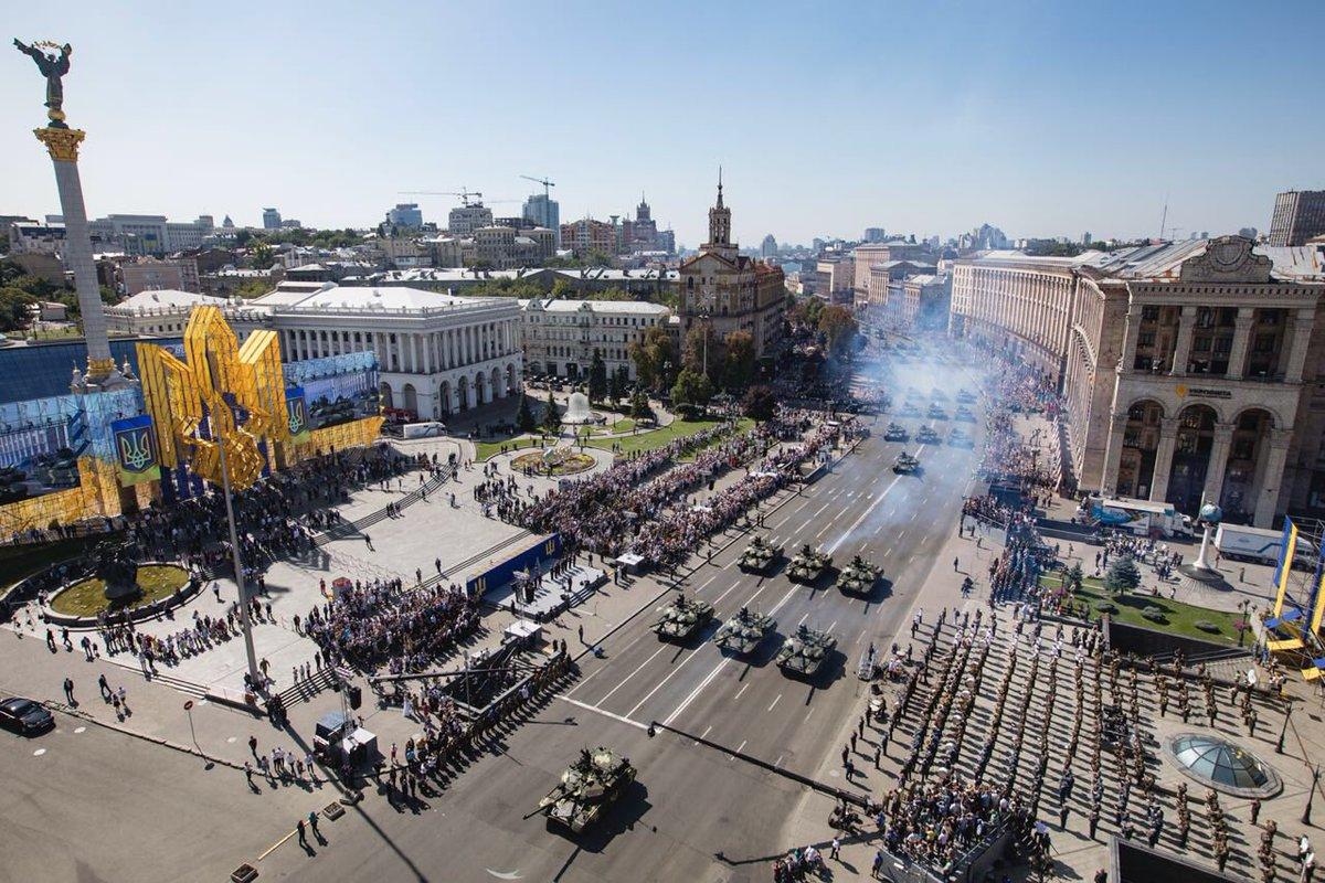 استعراض يوم الاستقلال الاوكراني 2018  DlXJwr1WsAE8WsG