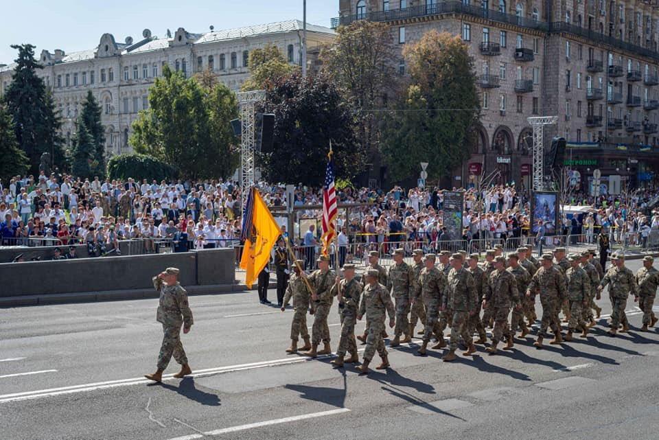 استعراض يوم الاستقلال الاوكراني 2018  DlXQ_YxU8AU-g4p