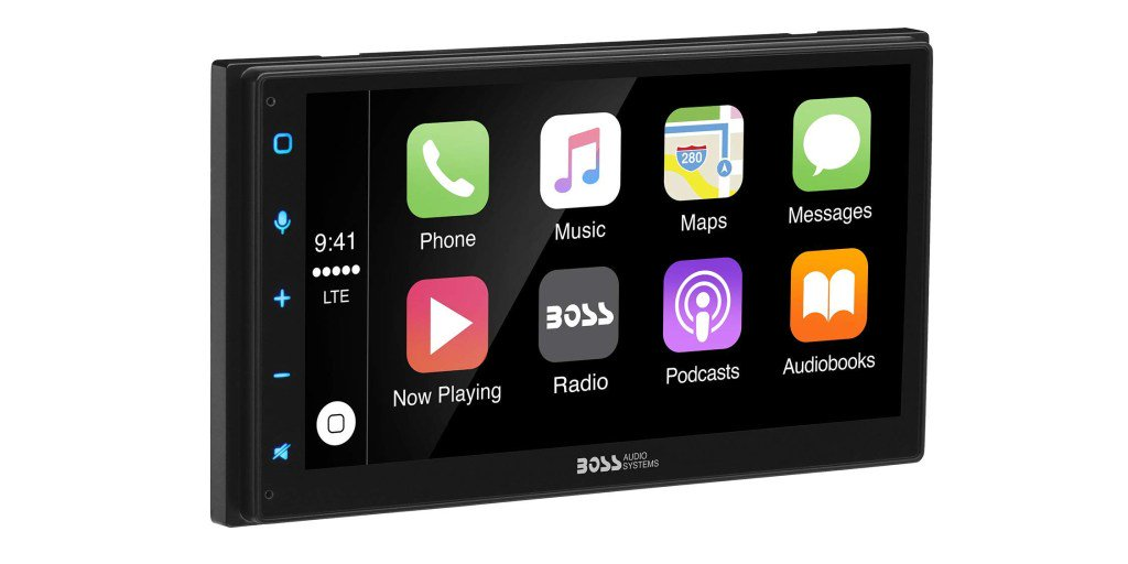 "budget mobile add minutes 9to5Toys on Twitter: ""Add CarPlay to your ride on a budget: Boss ..."