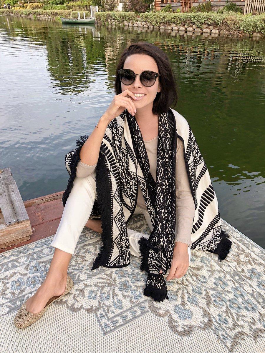 Wearing @maxandco  #ExtraordinaryEveryDay #maxandco #maxitup #CityofAngels #Californicationpic.twitter.com/62B2JpSsE7 – at Venice Canals