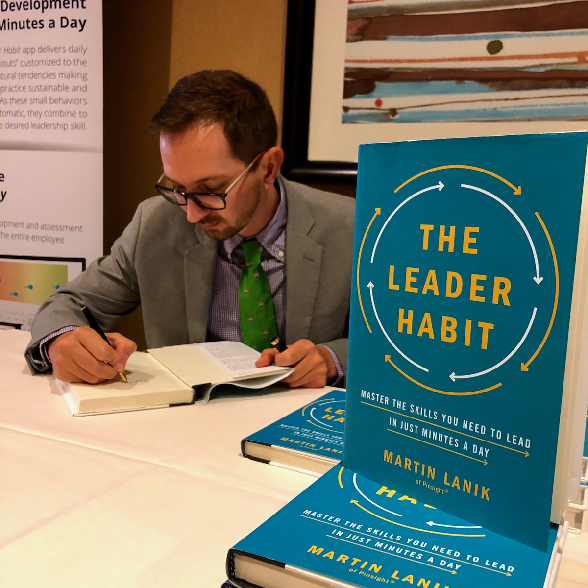 the leader habit master the skills you need to leadin just minutes a day
