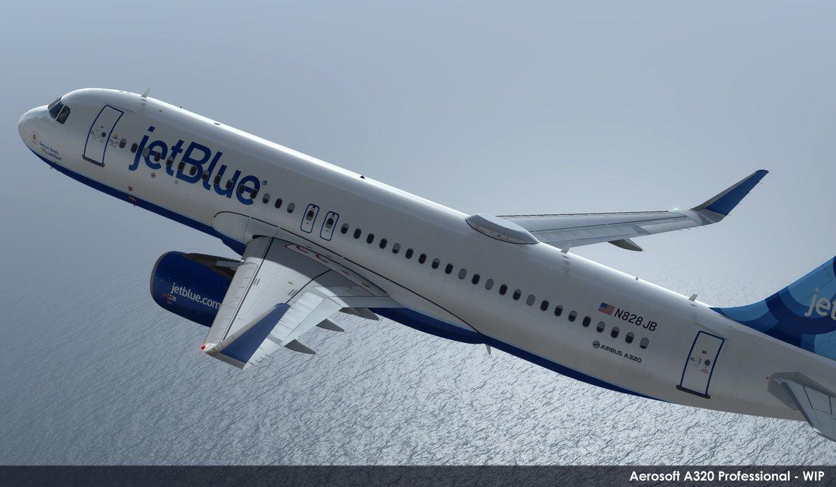 Aerosoft Airbus Update