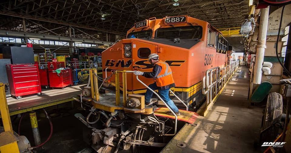 BNSF Railway Picture