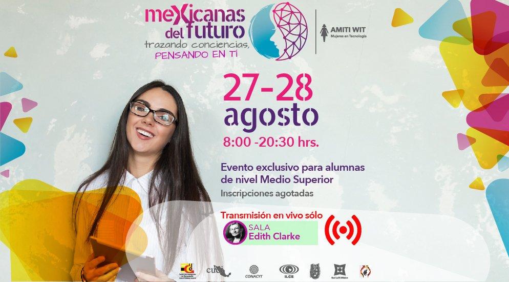 """Avantare estará participando en las Caravanas: """"Mexicanas del Futuro"""", con la impartición de Talleres Gratuitos. ¡Sigue las transmisiones en vivo! #AmitiWit #Talleres #TI #Avantare #MexicanasDelFuturo"""